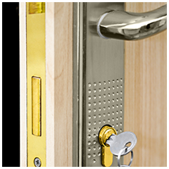 Commercial lock smith service